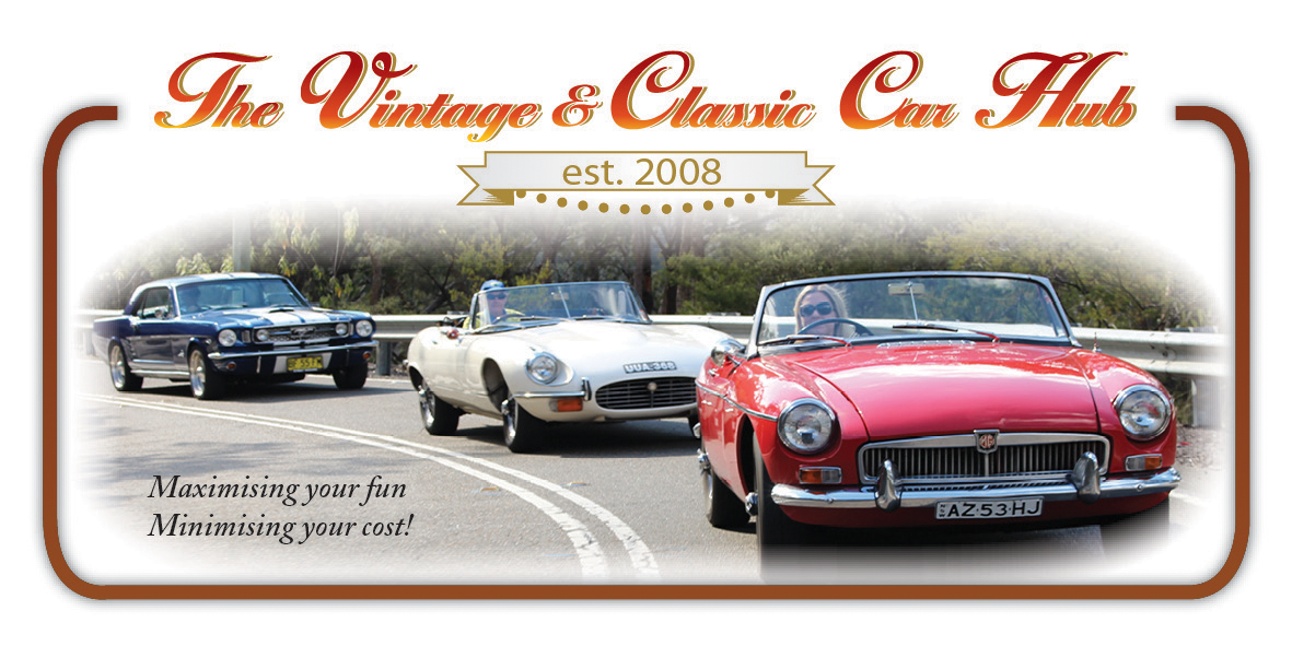 Vintage and Classic Car Hub